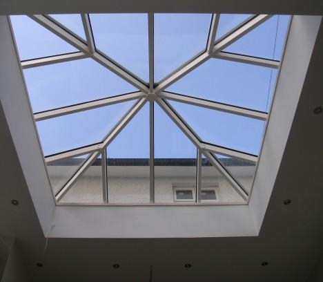 Pyramid Rooflight