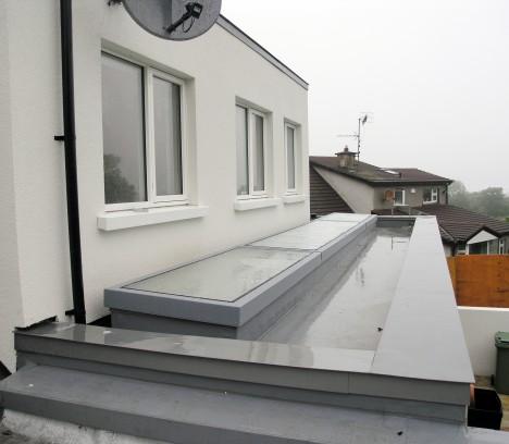 Economy Flush Rooflight