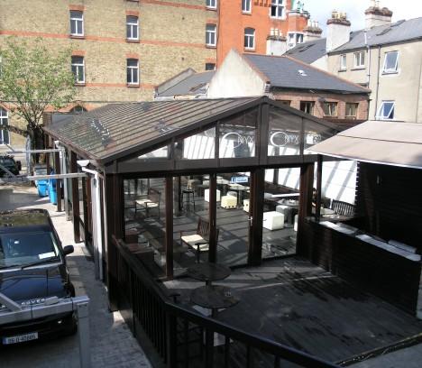 Glazed Roofs